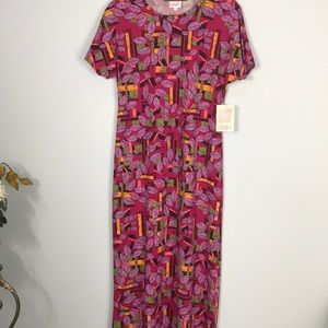LULAROE Maxi Dress.               Small